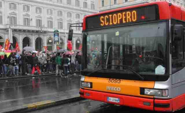 sciopero-mezzi-roma-settembre