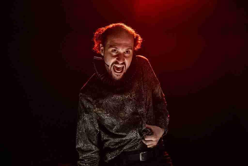 Shakespearelogy in scena dal 23 ottobre allo Spazio Rossellini - Ph © Francesco Niccolai