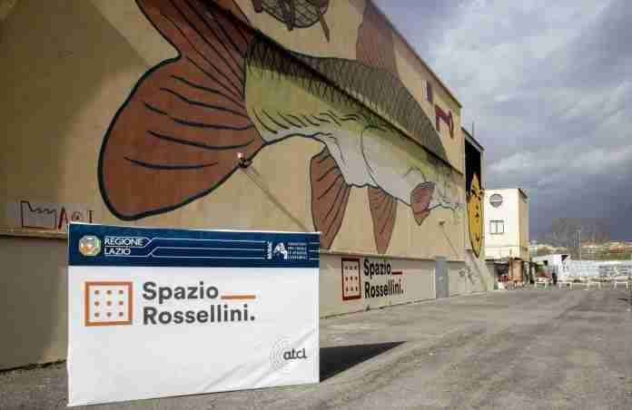 Spazio Rossellini - Per gentile concessione di © Fabiana Manuelli - Ufficio stampa Spazio Rossellini