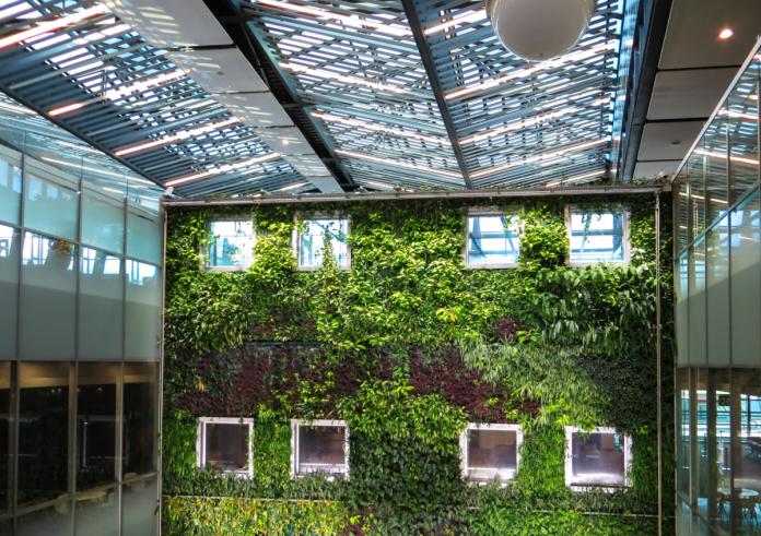 Ristoranti e alberghi alla ricerca di design innovativi: il trionfo green