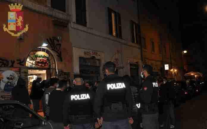 Movida a Roma