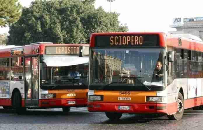 Sciopero generale a Roma 25 novembre: a rischio trasporti e servizi essenziali