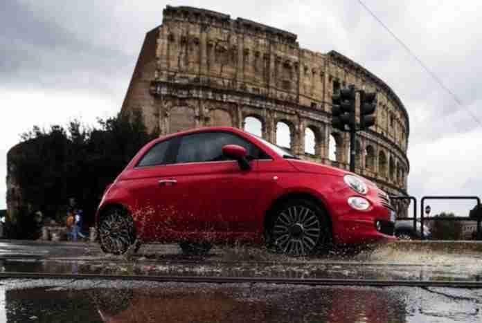 Maltempo a Roma: si prevedono nubifragi per oggi 20 aprile