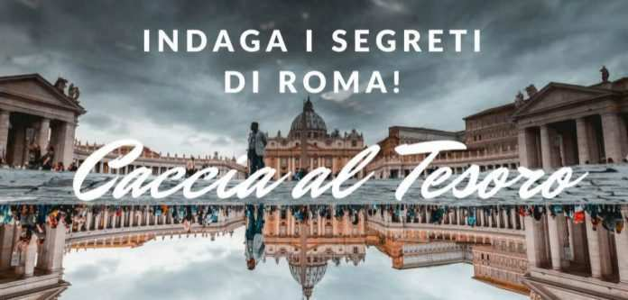 Caccia al tesoro nel cuore di Roma