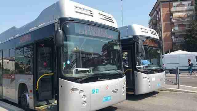 Protesta per i filobus fermi: continua il disservizio del trasporto pubblico