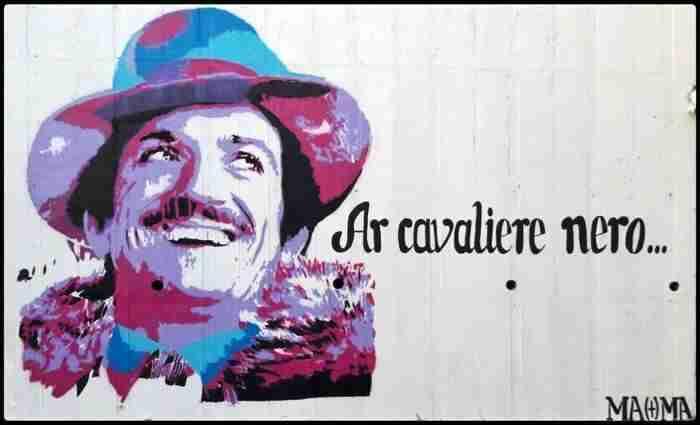 Gigi Proietti, i murales dedicati all'attore invadono Roma: ecco la mappa