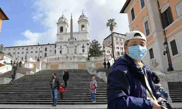 Coronavirus, Roma ancora alti i numeri dei positivi