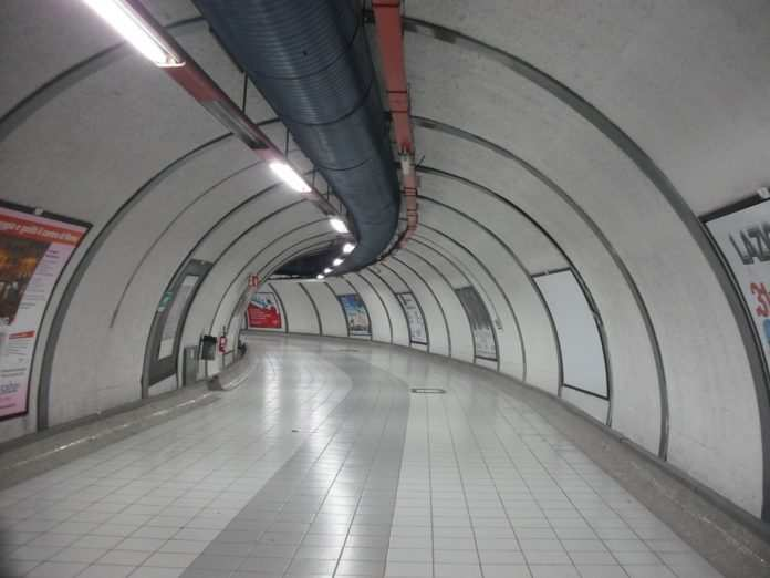sciopero Metro C Roma