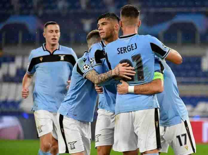 Lazio (Credit - Pagina Facebook Ufficiale Ciro Immobile)