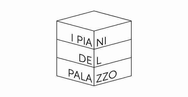Palazzo delle Esposizioni, Logo del programma #IpianiDelPalazzo – Photo credits: palazzoesposizioni.it