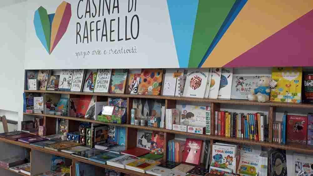 Interno di Casina di Raffaello  photo credit: romatoday.it