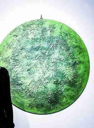 erba di roma, la luna verde di Valentina Mori- PhotoCredit: © chiarasticca.com
