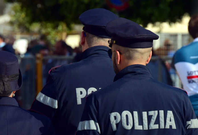 roma polizia