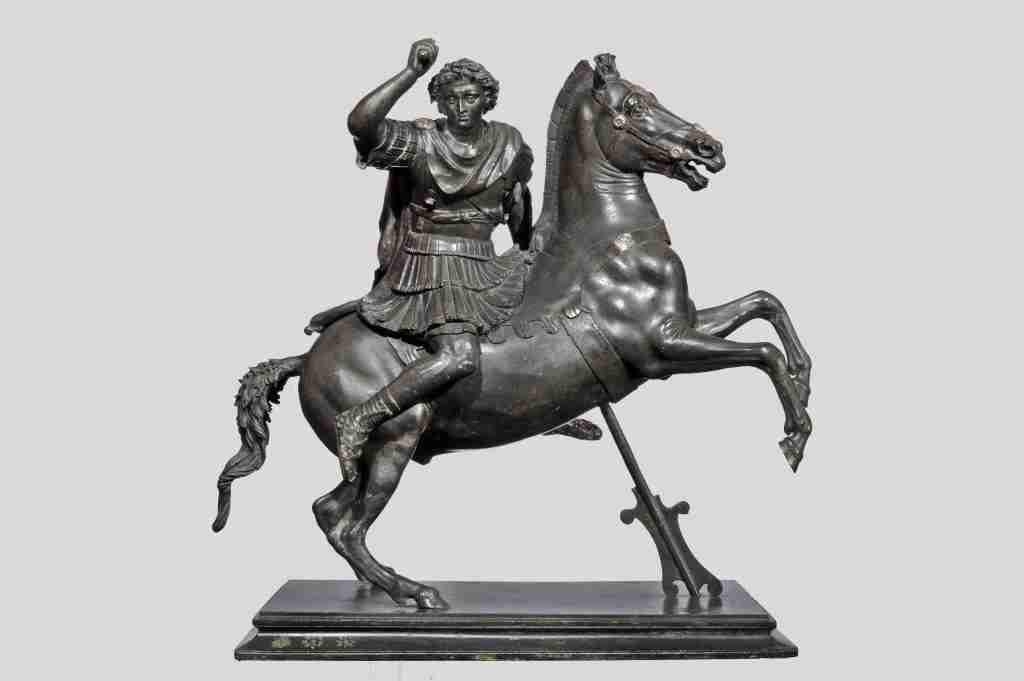 """Immagine Opera della mostra """"Napoleone e il mito di Roma""""  photo credit: agicult.it"""