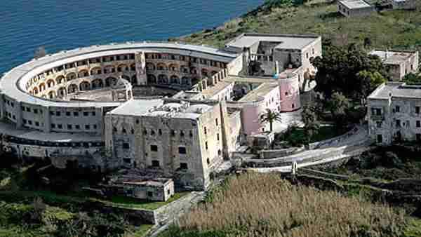 Ex carcere di Santo Stefano  photo credit: latinatoday.it