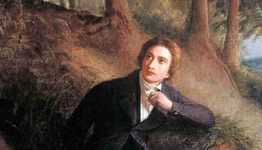 In ricordo di John Keats  photo credit: borderlain.it