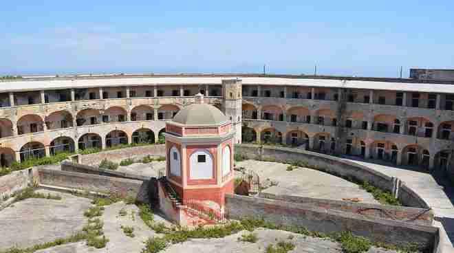 Ex carcere di Santo Stefano a Ventotene photo credit: ilfaroonline.it