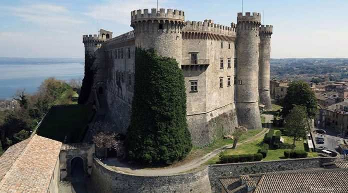 Il castello Orsini-Odescalchi, simbolo della storia feudale italiana