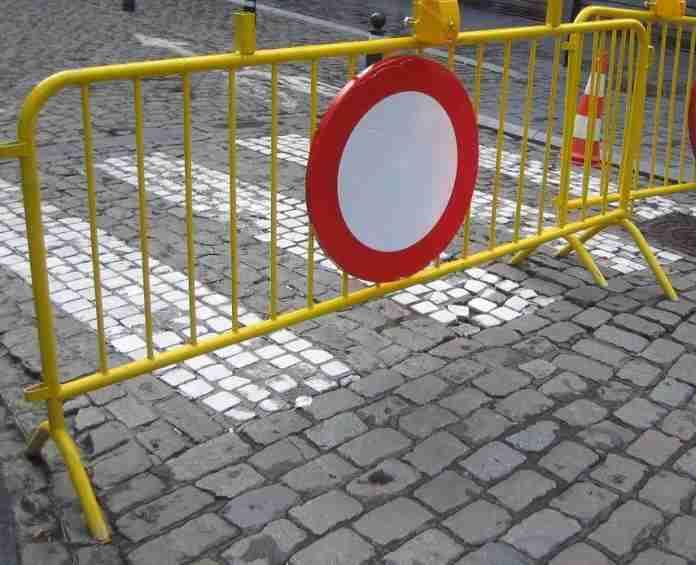 Latina, nuova ordinanza: chiuse Piazza Dante e Piazza Silvio D'Amico nel weekend
