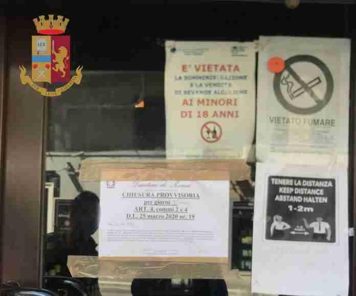 Controlli anti-Covid a Roma e nel Lazio nei negozi: 5 sanzioni