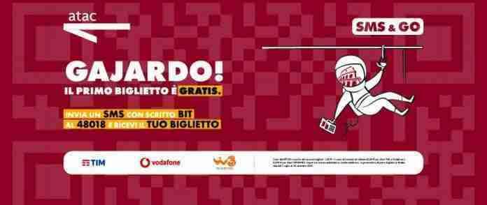 Trasporti, a Roma biglietti acquistabili anche via sms e il primo è gratis