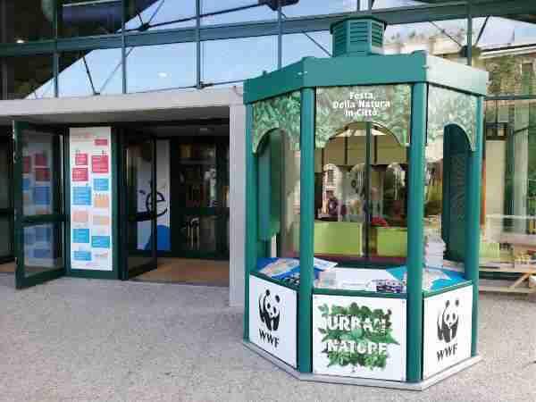 Arriva Urban Nature a Roma e nel Lazio: l'iniziativa targata WWF